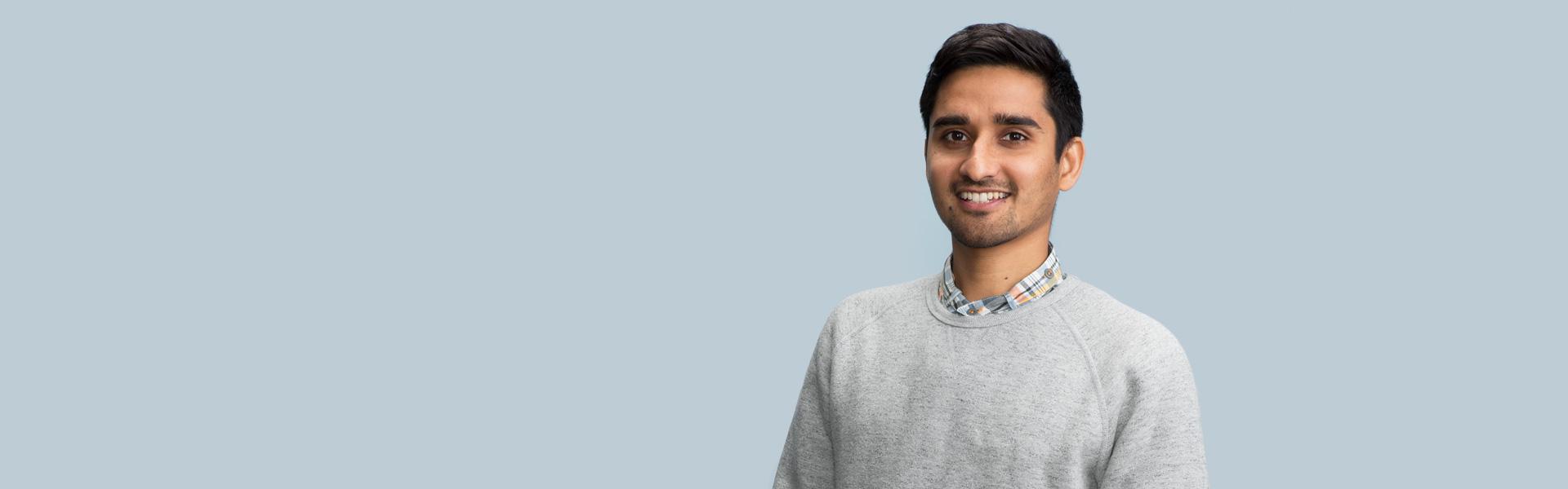 Nitish, UX Designer at Microsoft