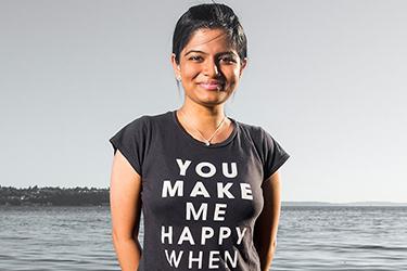 Vidya Srinivasan of Microsoft