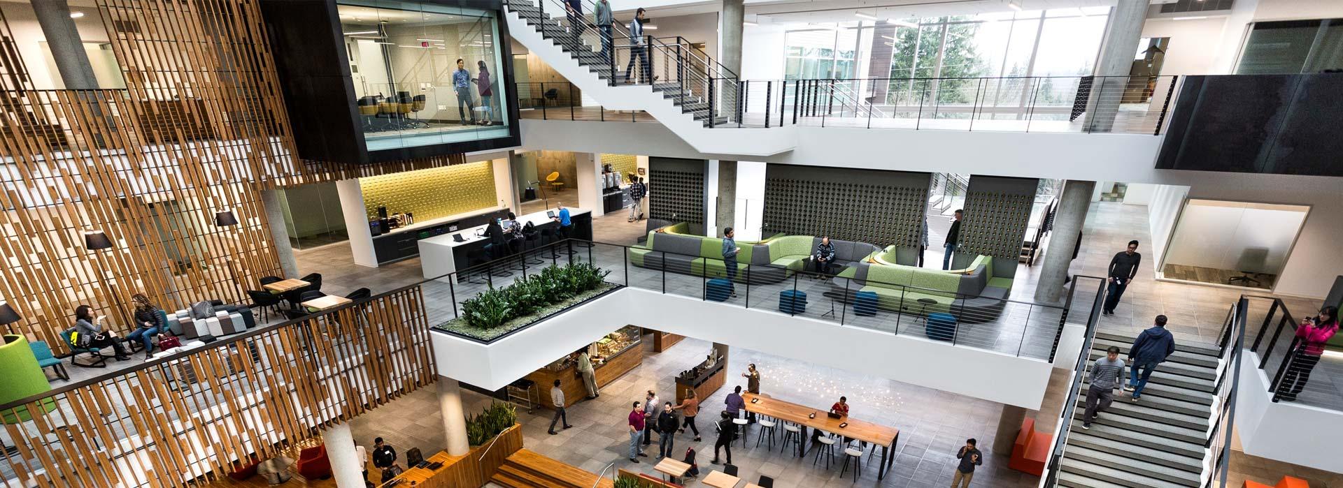 Microsoft Building 83, Redmond, WA