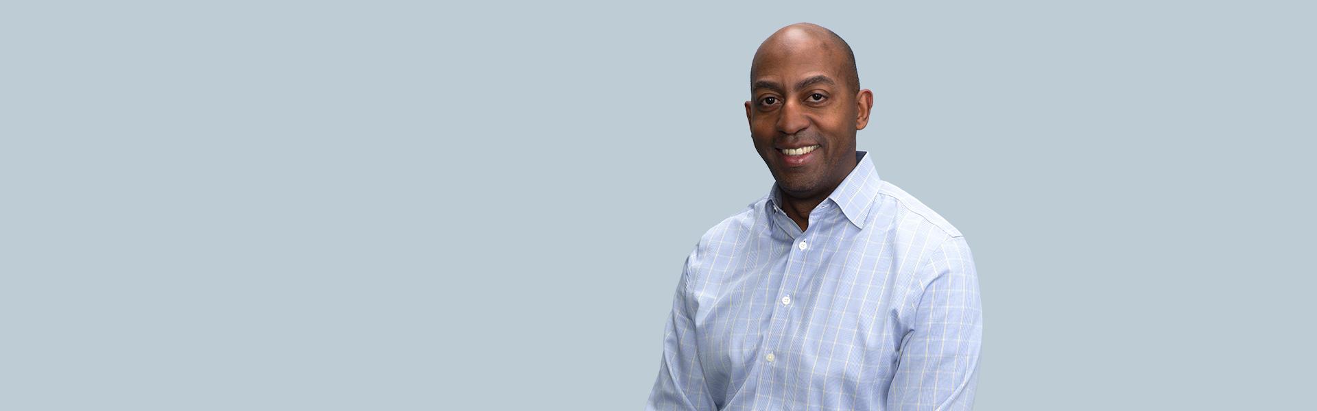 Rodney, Vice President Sales
