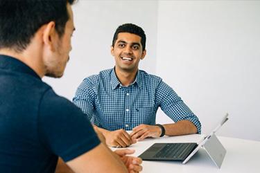 Photo of Microsoft employee Nikhil