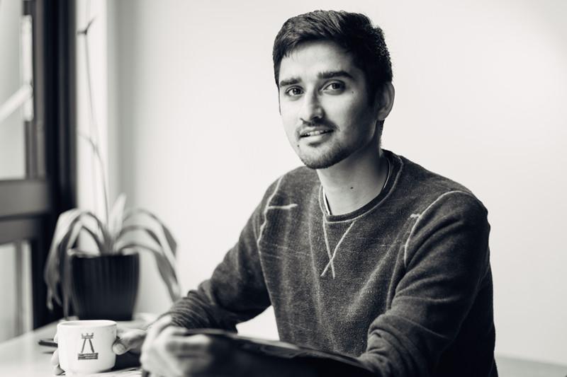 Nitish, UX Designer