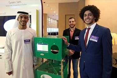 UAE 2017 Imagine Cup winners