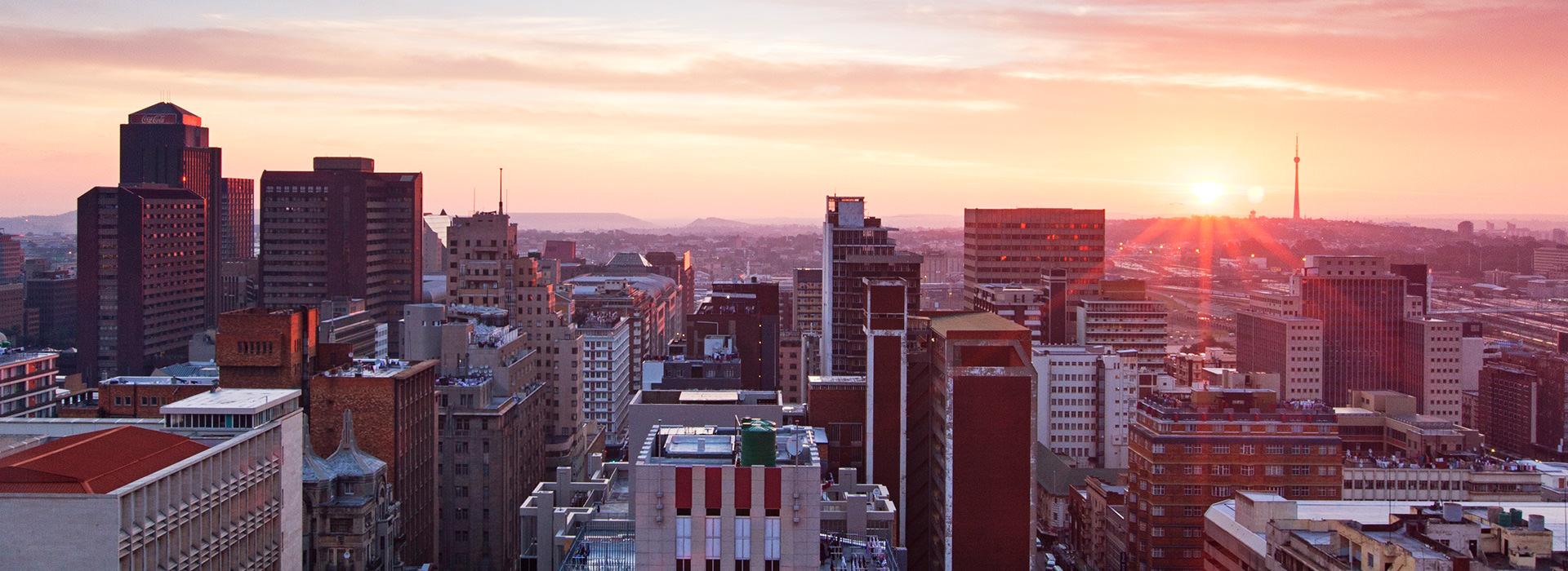 Microsoft South Africa volunteers