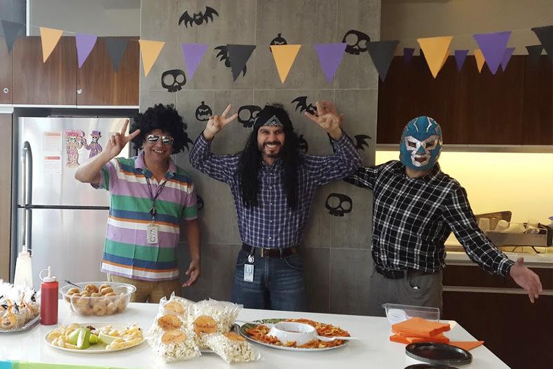 Microsoft Mexico employees