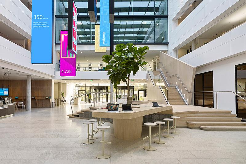 Microsoft Munich office