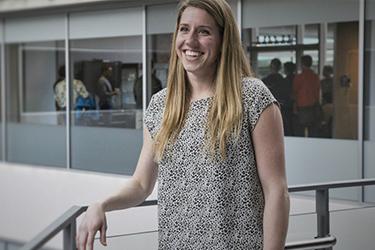 Julie Olden of Microsoft