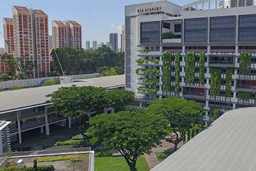 Energy-efficient building rendering