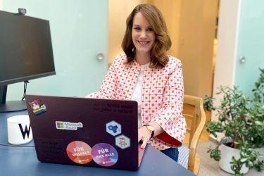 Photo of Microsoft Employee Kassandra