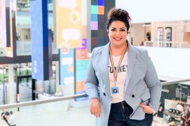 Photo of Microsoft employee Mohanna