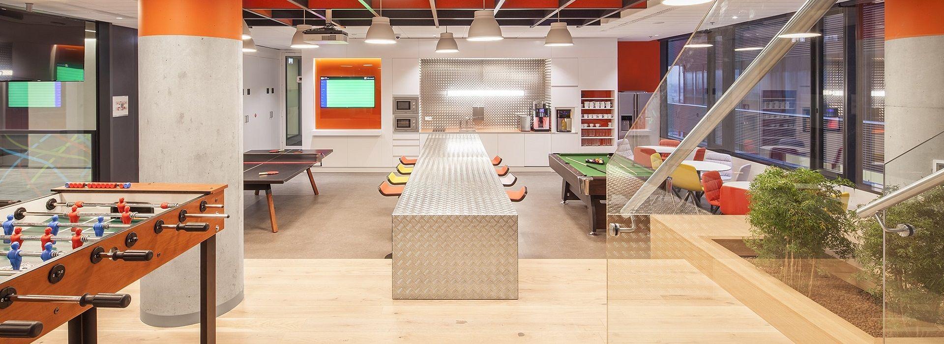 Photo of Microsoft Prague office