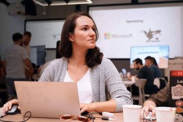Photo of Microsoft employee Ela