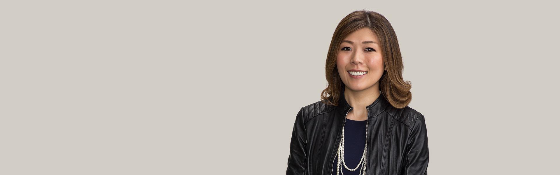 Mayu Dietrich of Microsoft