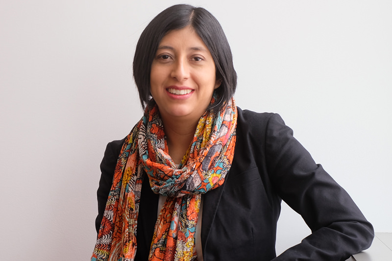 Rosa Enciso from Microsoft