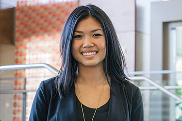 Lauren Tran of Microsoft
