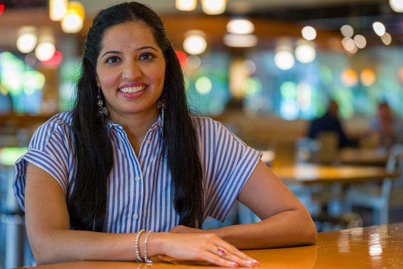 Photo of Microsoft employee Pooja