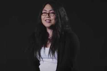 Photo of Microsoft employee Sophia
